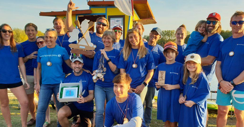 UK Paddleboard National Club Champions 2019