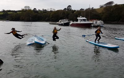 New for 2019 – Junior SUP Club